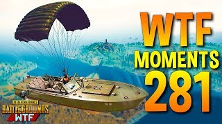 PUBG Daily Funny WTF Moments Highlights Ep 281