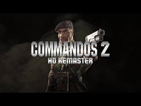 Commandos 2 - HD Remaster - Nintendo Switch™ Release Date Reveal Trailer (UK)