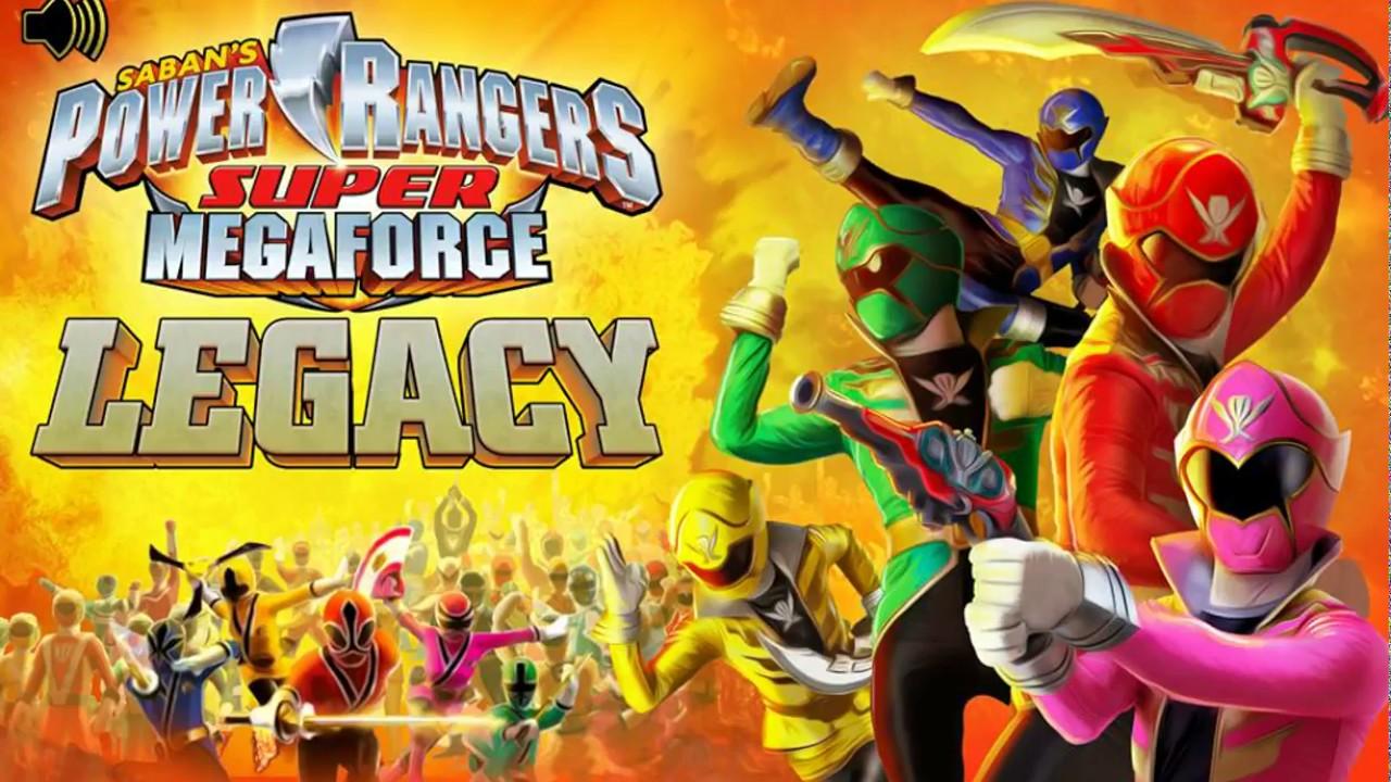 power rangers megaforce games super megaforce legacy youtube. Black Bedroom Furniture Sets. Home Design Ideas