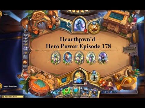 hearthpwn d hero power