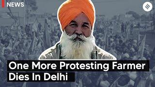 One More Protesting Farmer Dies In Delhi