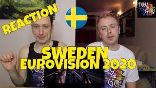 SWEDEN EUROVISION 2020 REACTION: The Mamas - Move