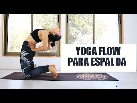 FLOW YOGA para ESPALDA FLEXIBLE | 32 min con MalovaElena
