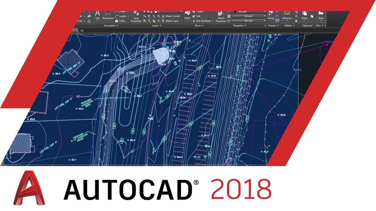 Autodesk Autocad 2018 Full 32 + 64 Bit & Hướng Dẫn Cài Đặt