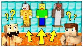 CHI SALVI TRA I SUPERCATTIVI? - Minecraft ITA