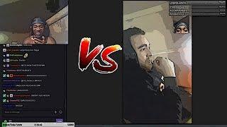 BruceDropEmOff Facetimes LosPollosTv Funny Roasting Ft Nasdeh