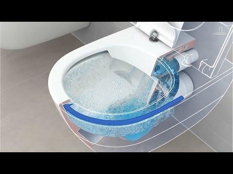 Zeer Beste toilet zonder rand test | Randloze WC pot vergelijk hygiëne XF24