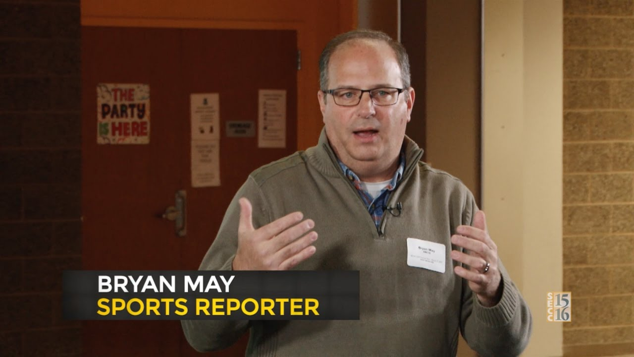 SEVA Training Series: Sports Reporting & Live Television with Bryan May