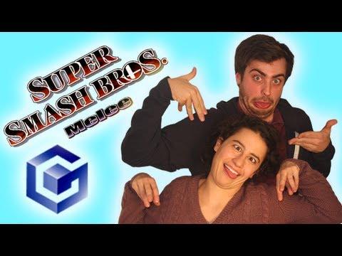 SUPER SMASH BROS. MELEE feat. DAVE STOPERA!
