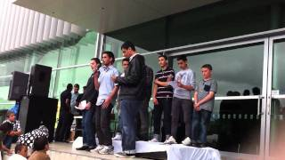 Kiwi Syrian Munshids at Auckland Eid Celebrations!