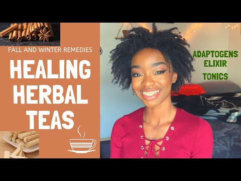 Natural Remedies | THREE Fall & Winter Season Herbal Remedies | Immune Boosting & Stress Relieving
