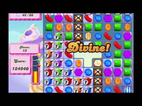 Candy Crush Saga Level 2776 NO BOOSTERS (new version)