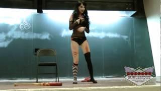 Murder Nurse - Hack/Slash Burlesque @ ICON 2012.