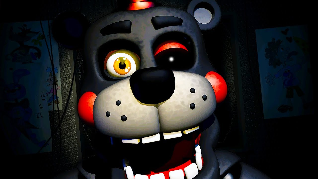 Five Nights at Freddy's: Pizzeria Simulator - Part 2