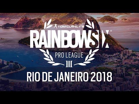 Rainbow Six Pro League - Season 8 Finals - Rio de Janeiro