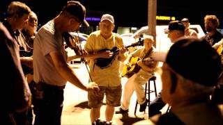 Red, White & Bluegrass ~ THE OCOEE PARKING LOT BLUEGRASS JAM 9 20 2013