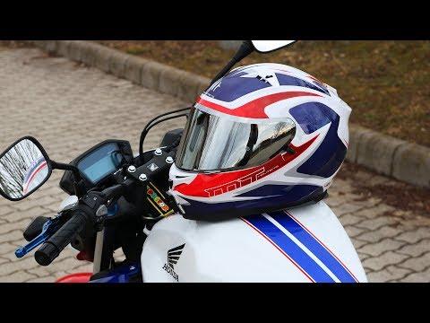 Tricolor, mint a motorom [MT Blade SV Morph]