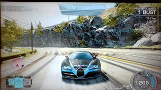 Need for Speed: Hot Pursuit (FINAL COP MISSION) End of the line.