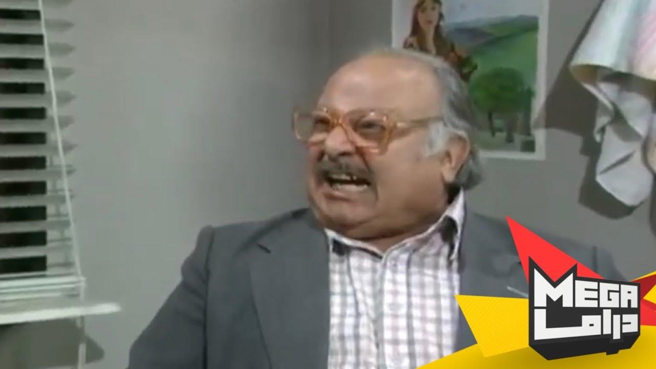 ابو زهير مابيوقع ليقبض سيد راسي - يوميات مدير عام - أيمن زيدان