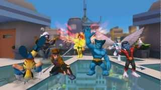 Marvel Super Hero Squad Online- August 2012 TV Commercial