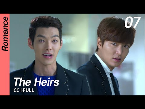 [CC/FULL] The Heirs EP07 | 상속자들
