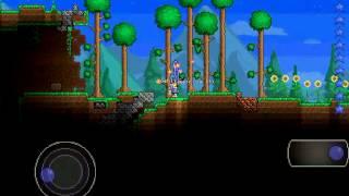 Terraria андроид - как открыть теневой сундук