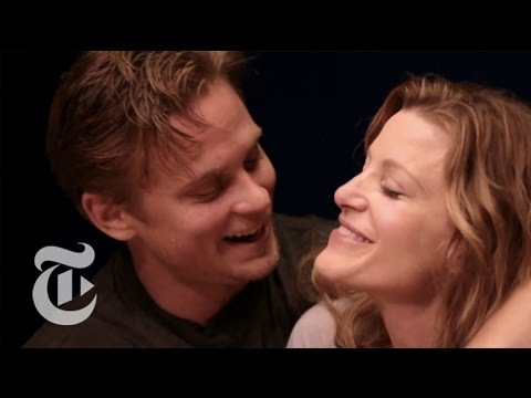 Anna Gunn and Billy Magnussen  In Performance  The New York Times