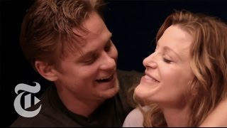 connectYoutube - Anna Gunn and Billy Magnussen | In Performance | The New York Times