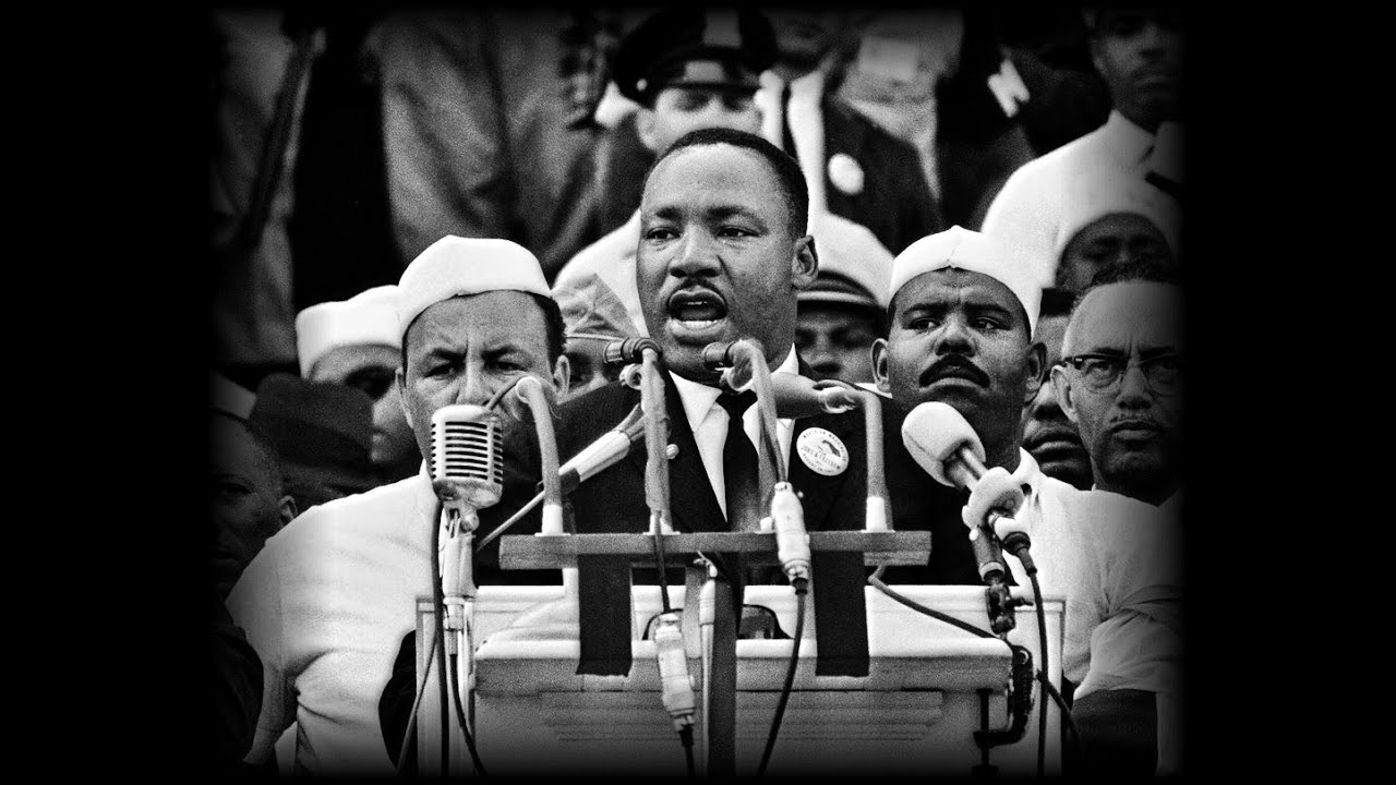 an analysis of martin luther king juniors iconic speech i have a dream
