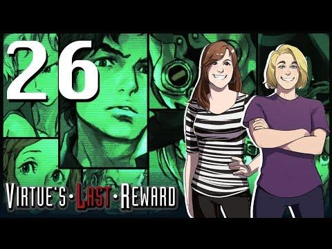 Zero Escape: Virtueu0027s Last Reward #26 | MEMENTO MORI