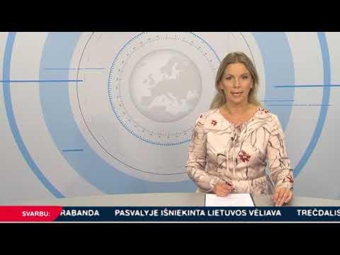 INIT TV ŽINIOS 2019-09-10