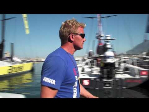 Behind the scenes with Volvo Ocean Race engine expert