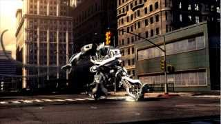 Transformers: The Game Walkthrough: Decepticons - City of The Machines - Nowhere to Run