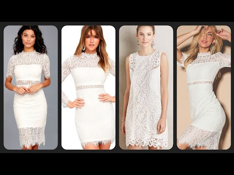 most-trending-and-gorgeous-style-summer-specials-eyelet-fabric-middi-a-line-dress-with-lace