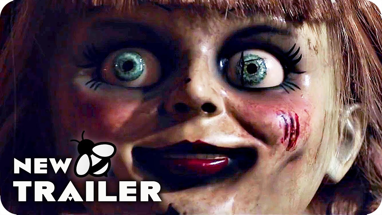 ANNABELLE COMES HOME Trailer (2019) Annabelle 3