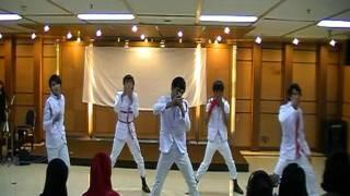 o namja covering mblaq korean lovers indonesia kli 260611 y remix dance break hansamo