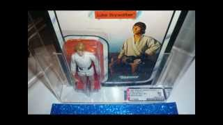LUKE SKYWALKER-WITH BROWN HAIR???