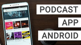 Die BESTEN Podcast Apps für Android Tablets | Deutsch