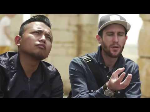 Haramain Backpackers 2 Episod 8 - Melawat Penginggalan Kota ROM, Volubilis, Morocco