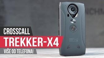 Crosscall Trekker X4 - telefon za sport i avanturu