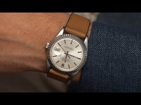 A ROSE GOLD Omega Seamaster, Rolex Datejust & More | IN THE METAL