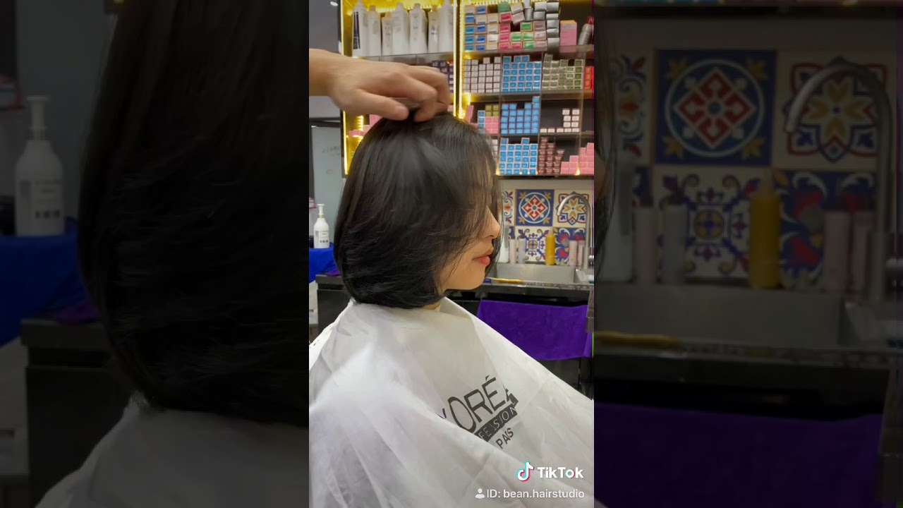 Tóc ngắn dành cho mặt tròn to   Tóm tắt các tài liệu liên quan tóc ngang vai cho khuôn mặt tròn đầy đủ nhất