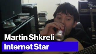 How Despised Pharma Exec Martin Shkreli Became a YouTube Star