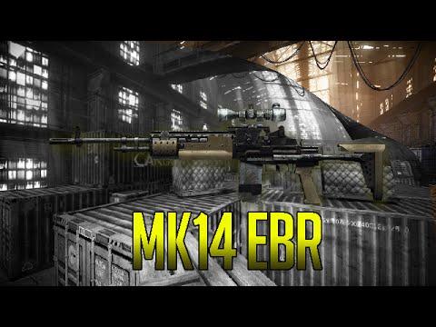 Warface MK14 EBR