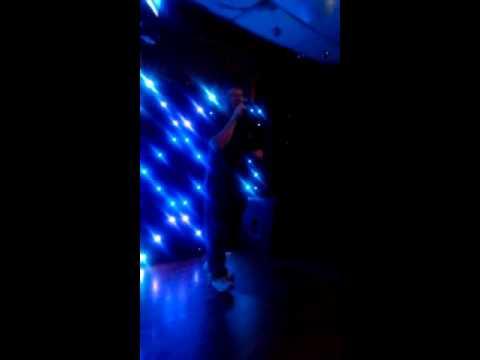 Mack The Knife karaoke at Joy Asia in Marlboro