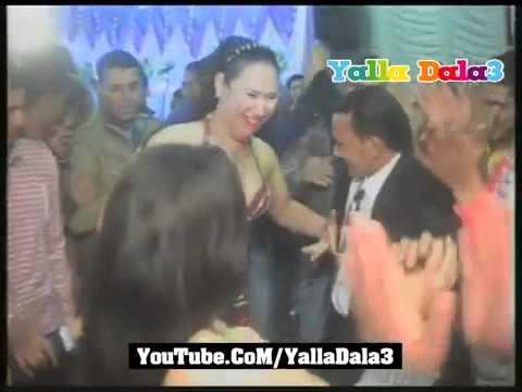 المثيرة نانى والسكسية شقاوة شالو العريس وبيرقصو بية احلى رقص ساخن فرح قمة الاغراء 2014 Yalla Dala3