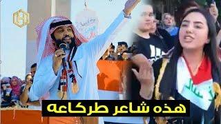 شاهد الشاعر علي المنصوري
