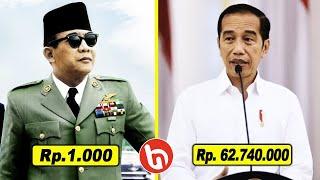 Jadi Orang Nomor 1 Di Negeri Ini, Berapa Gaji Presiden Indonesia Dari Soekarno Hingga Jokowi MP3