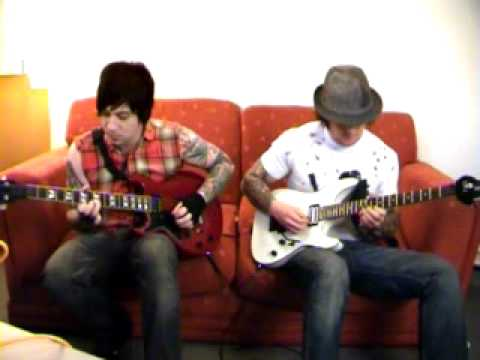 Avenged Sevenfold-Unholy Confessions,Burn it down , Bat country and More GuitarLessons