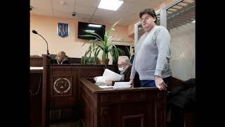 Суд над свободою слова Анатолія Гунькова 20.10.20